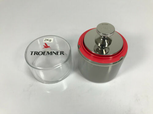 Troemner 2KG Calibration Weight