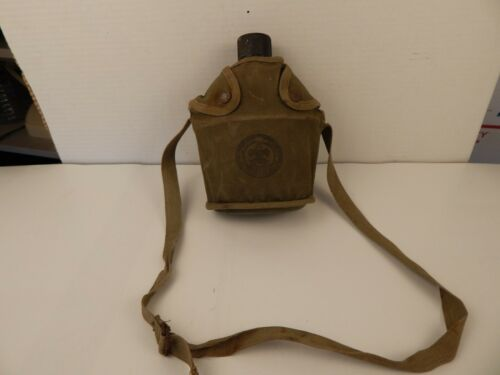 vintage WW2-era Official BOY SCOUTS of America CANTEEN