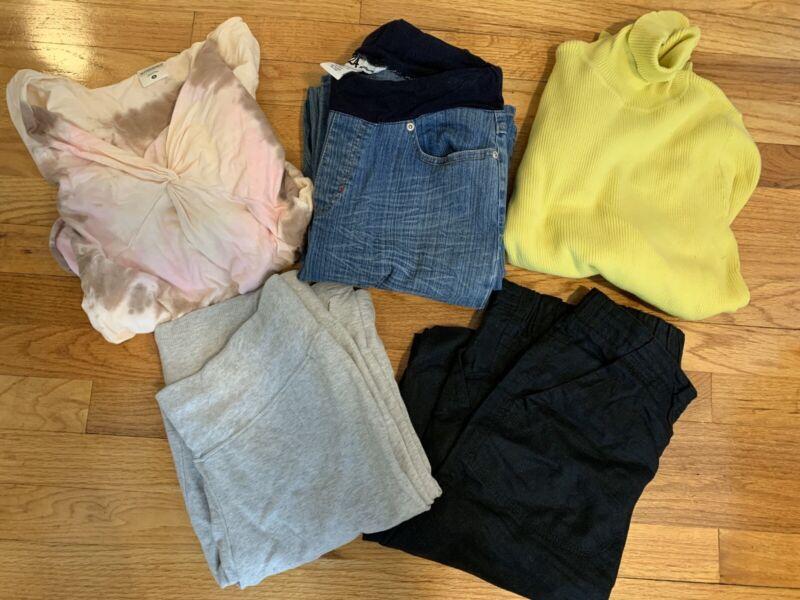 Maternity Clothing lot by motherhood size small