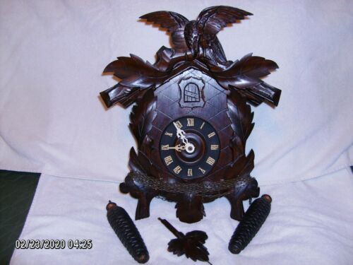 Cuckoo clock- Antique and  made by American Cuckoo Clock Company
