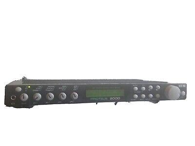 Emu Proteus 2000 with Composer rom