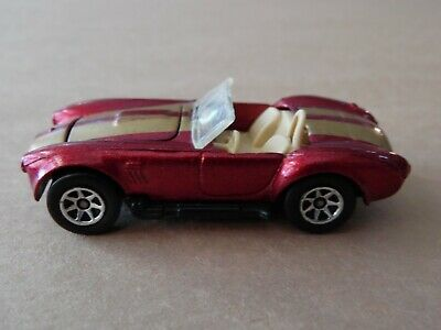 Hot Wheels Shelby Cobra 427 Red '60 Muscle Car 5-Pack Exclusive D1