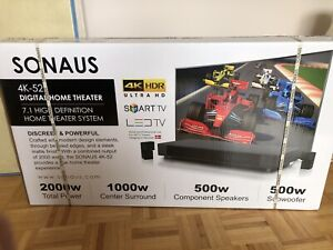 SONAUS TV 4K 52'