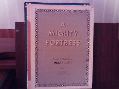 Diane Bish: A Mighty Fortress; organ solo (Diane Bish Organ)