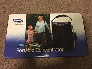 Invacare XPO2 Portable Concentrator (Brand New)