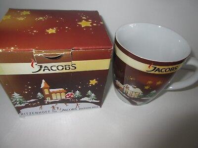 Ritzenhoff Weihnachten Winter Jacobs NEU/OVP Kaffeebecher Tasse Sammeltasse