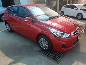 2016 Hyundai Accent Hatchback Armidale Armidale City Preview