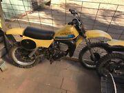 2x 1980 Suzuki RM80's plus spares Echuca Campaspe Area Preview