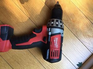 Brand new Milwaukee m18 drill