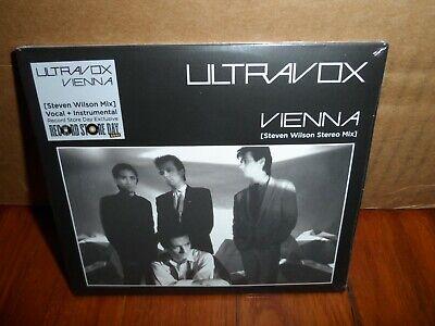 Ultravox Vienna Steven Wilson Stereo Mix 2021 RSD CD NEW Vocal + Instrumental