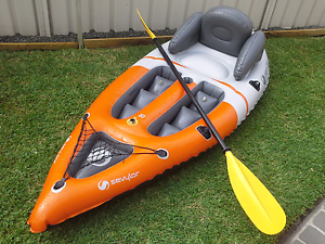 Kajak inflatable Corlette Port Stephens Area Preview