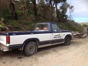 1982 Ford F100 Ute Robe Robe Area Preview