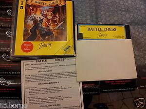 BATTLE-CHESS-Disk-Version-Commodore-64-C64-ITALIANO