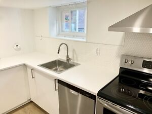 Renovated 1bd - steps to high park