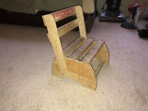Chair or step stool toddler size