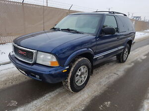 2005 GMC Jimmy 4x4, Automatic,*** Great Shape ***No Accidents***