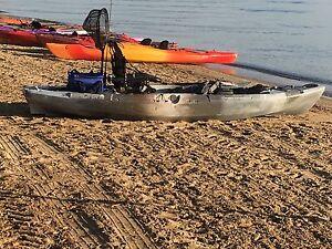 Wilderness Radar 115 Fishing Kayak