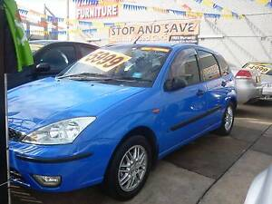 2003 Ford Focus HATCH SPORTS AUTO , THIS WEEK SPECIAL ONLY Harris Park Parramatta Area Preview