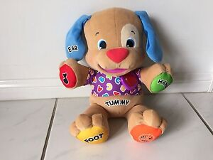 Fisher Price Laugh and Learn Puppy Murarrie Brisbane South East Preview