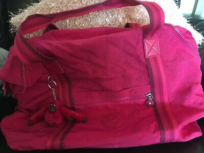 Kipling Overnight/travel Bag
