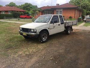 Holden Rodeo Turbo Petrol 5sp 2wd Grafton Clarence Valley Preview