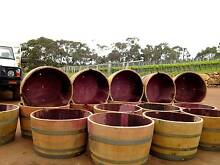 1/2 WINE BARRELS FROM MARGARET RIVER Salter Point South Perth Area Preview