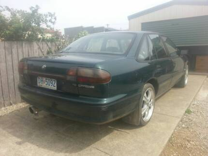 1997 Holden Commodore Ravenswood Charters Towers Area Preview