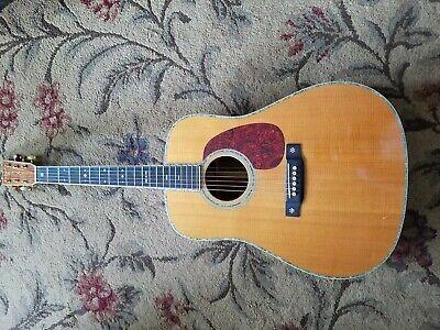 Martin Standard D-42 Acoustic Guitar