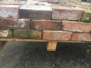 WANTED SOLID RED BRICKS CAN REMOVE MUST BE CHEAP Gawler Central Coast Preview