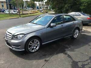 Mercedes C-Series Sedan MERCEDES BENZ C200 C250 C63 W204 PARTS Northmead Parramatta Area Preview