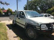 2003 Holden Rodeo Ute Newcastle Newcastle Area Preview