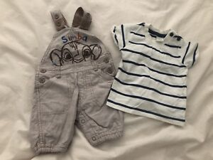3 Month Disney Outfit