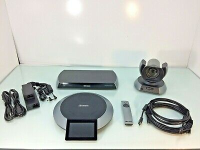 Lifesize Icon 600 Video Teleconference 1000-0000-1168 Codec 2nd Gen Phone Cam