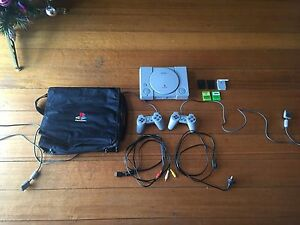 PlayStation 1 w/games and accessories Burnie Burnie Area Preview