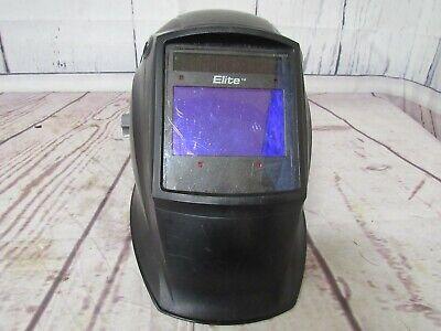 Miller 281000 Digital Elite Welding Helmet With Clearlight Lens - Black