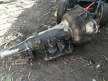 Ford XA XB XC XD XE GEARBOX borgwarner 35 Mortlake Canada Bay Area Preview