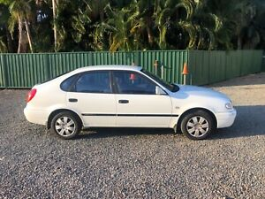 2000 Toyota Corolla ASCENT SECA Automatic Hatchback Rosemount Maroochydore Area Preview