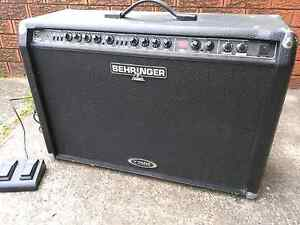 Behringer V-Tone GMX212 Guitar Amp 120W 2x12'' Inch Combo Greystanes Parramatta Area Preview