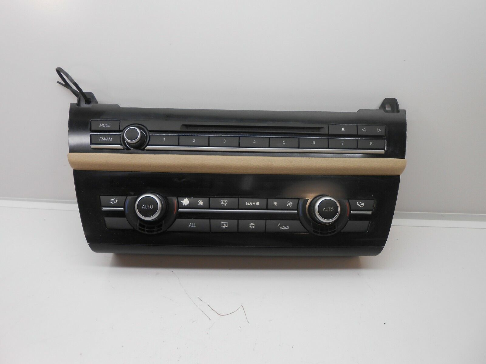 Used 2011 BMW 535i A/C and Heater Controls for Sale