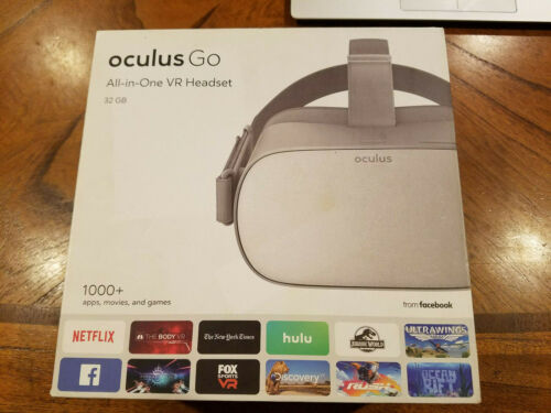 Oculus - Go 32GB Stand-Alone VR Headset (MH-A32) - HEADSET ONLY