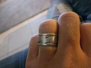 lost mens wedding ring mountain creek maroochydore area preview - Lost Wedding Ring