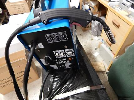 MIG WELDER 130 AMP brand new not used Andrews Farm Playford Area Preview