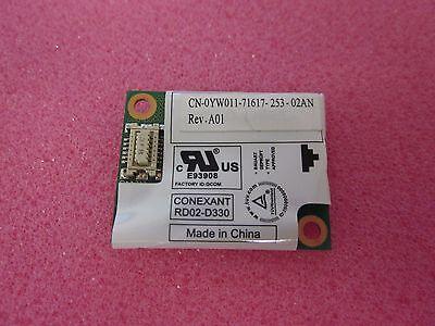 NEW GENUINE Dell Latitude E6420 Modem Board YW011