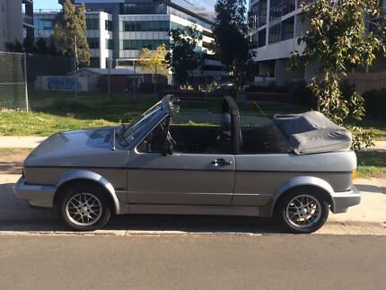 1993 Volkswagen Golf Convertible Mascot Rockdale Area Preview