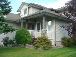 House for sale located on green belt, Prince George