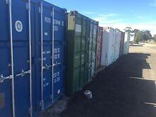 Secure storage for your 20' Sea Container(s). Wattleup Cockburn Area Preview