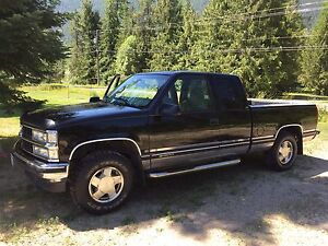 1997 Chevy Silverado 1500 - Creston BC