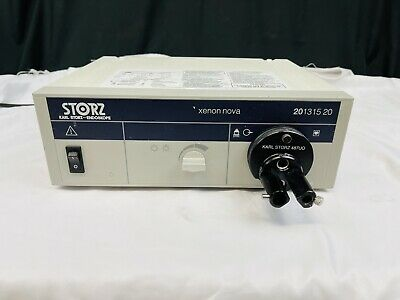 Storz 201315 20 Xenon Nova Light Source Wolf 48780 Free Shipping