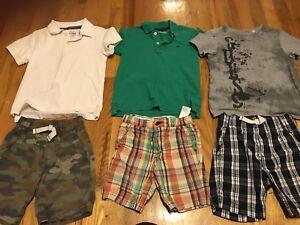 ***HUGE LOT DESIGNER BOYS SIZE 5/6 CLOTHES!!