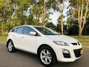 2009 Mazda CX-7 Wagon Luxury Sports 4x4 AUTO Low Kms Long Rego Moorebank Liverpool Area Preview